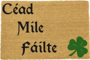 *Irish Doormats